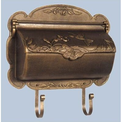 Special Lite Products Hummingbird Horizontal Wall Mounted Mailbox