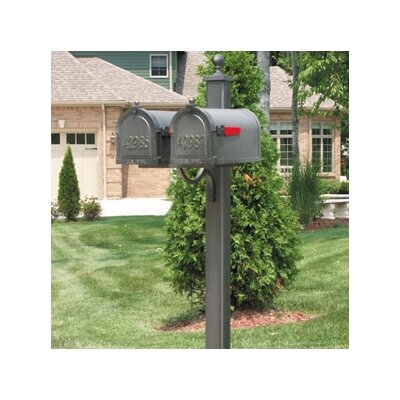 Double Mailbox Post Plans Free 2-day delivery. special