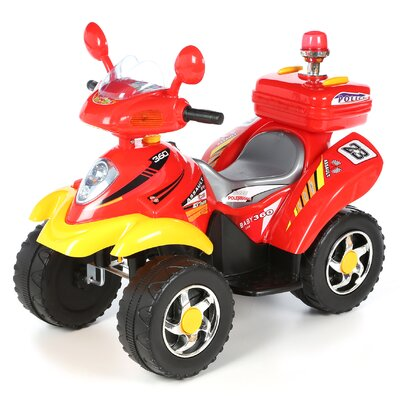 <strong>Lil' Rider</strong> 6V Battery Powered ATV