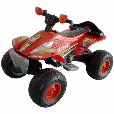 Lil' Rider X-750 Exceed Speed 12V Battery Powered ATV