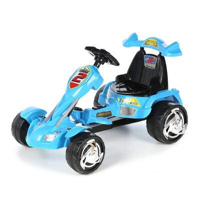 <strong>Lil' Rider</strong> Lil' Rider Ice 6V Battery Powered Go Kart