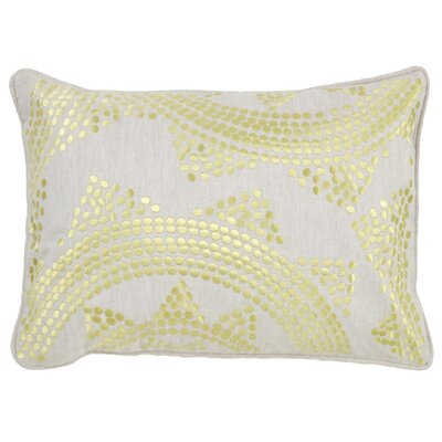 Villa Home Urban Origami Kaiteki Embroidered Pillow