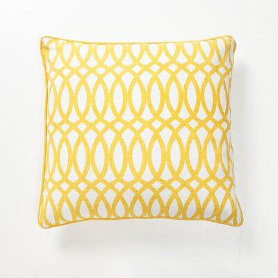 Villa Home Ellipse Cotton Yellow