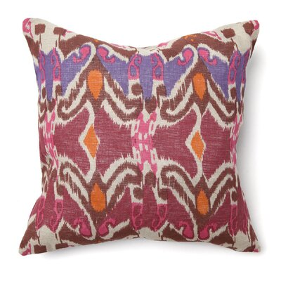Villa Home Bohemian Chic Lia Ikat Pillow