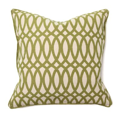 Villa Home IIIusion Eliipse Print Pillow