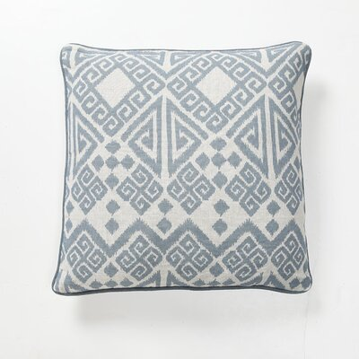 Villa Home Global Bazaar Gibraltar Pillow
