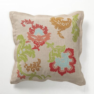 Villa Home Provence Joie Floral Pillow