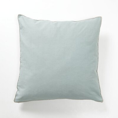 Villa Home Illusion Basic Elements Pillow in Aqua