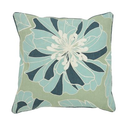 Villa Home Seafarer Blooming Pillow