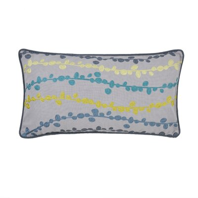 Villa Home Urban Origami Cotton Yuki Decorative Pillow
