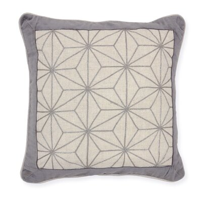 Urban Origami Ohm Pillow