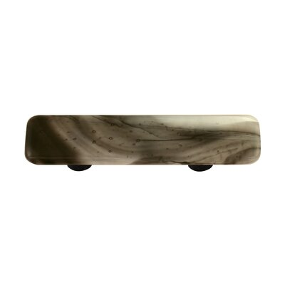 "Hot Knobs Swirl 4"" Cabinet Bar Pull"