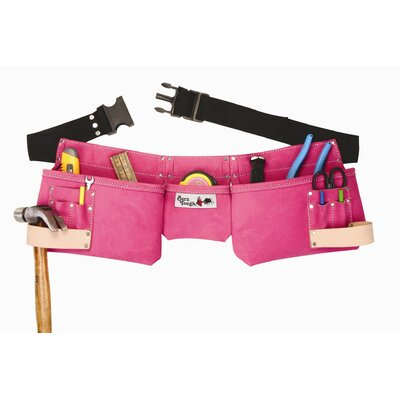 Born Tough 9 Pocket Tool Belt / Tool Apron