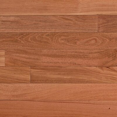 "IndusParquet 3"" Solid Hardwood Brazilian Rosewood Flooring"