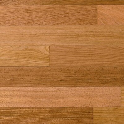 "IndusParquet 3-1/8"" Solid Hardwood Brazilian Cherry"