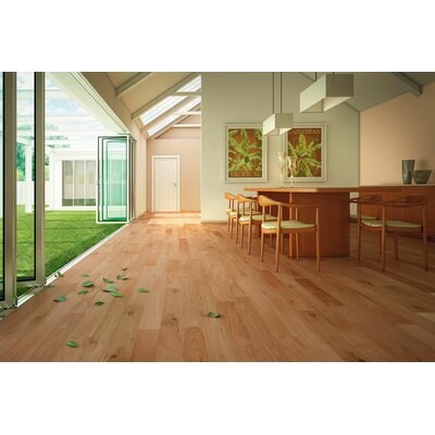 "IndusParquet 5-1/2"" Solid Hardwood Amendoim Flooring"
