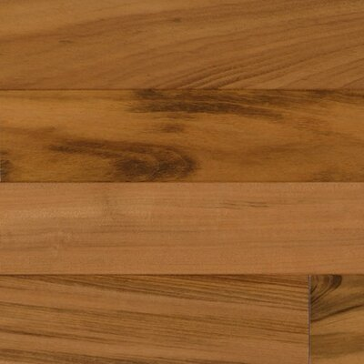 "IndusParquet 3-1/4"" Engineered Hardwood Tigerwood Flooring"