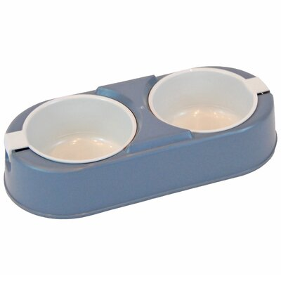 Bergan Pet Products Easy Diner Pet Feeder