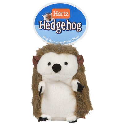 Hartz Hedgehog Dog Toy