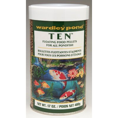 Ten Pond Pellets Fish Food