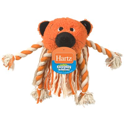 Hartz Raggedy Animal Dog Toy