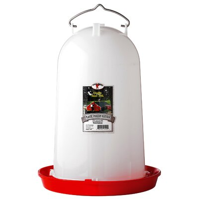 Miller Mfg Little Giant Farm &amp; Ag Poultry Waterer