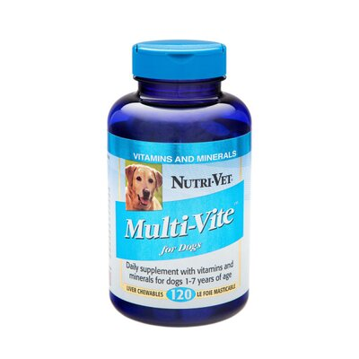 Nutri Vet Nutritionals Multi Vite Chewables for Dog