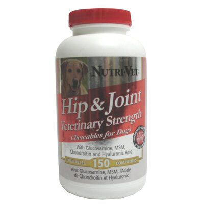 Nutri Vet Nutritionals Dog Hip and Joint Vet Strength