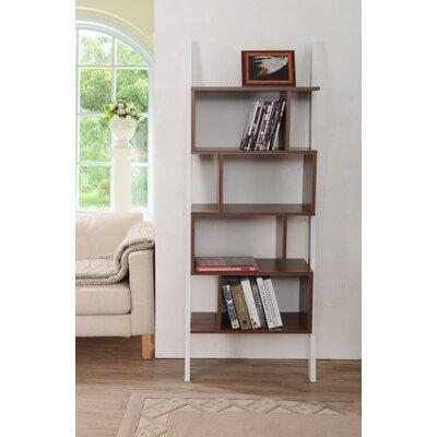 Hokku Designs Mateo 71 Ladder Bookcase Reviews Wayfair