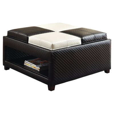 Hokku Designs Sophisticated Cocktail Ottoman