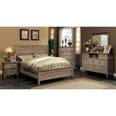 Hokku Designs Balboa Low Profile Bedroom Collection