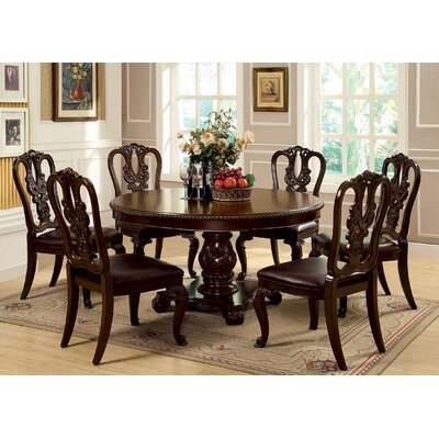Hokku Designs Eleanora 7 Piece Dining Set