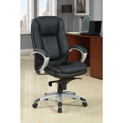 Hokku Designs Oscar Leatherette Executive Office Chair