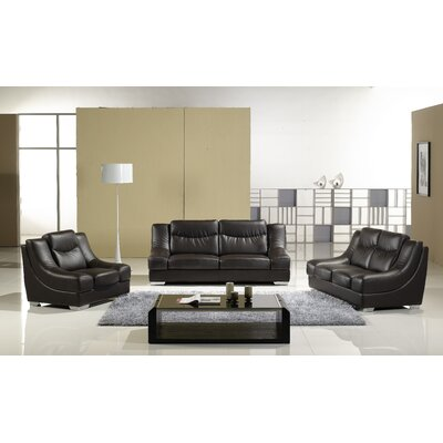 Hokku Designs Umbriel Sofa Set
