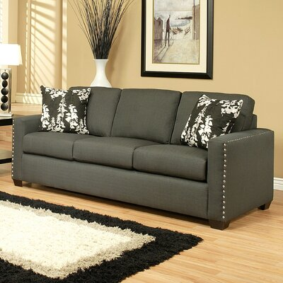 Hokku Designs Parke Cotton Sofa