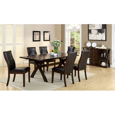 Wellington Expandable 7 Piece Dining Set