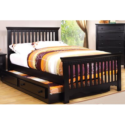 Enitial Lab Kennedy Slat Bed