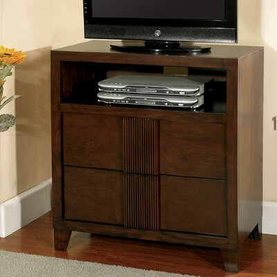 Hokku Designs Triad 2 Drawer Media Chest