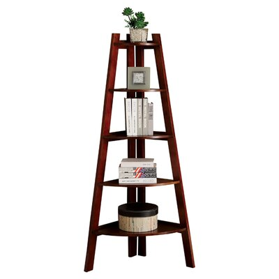 "Enitial Lab Kala 63.25"" Ladder Bookcase"