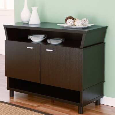 Hokku Designs Caroline Multi Storage Buffet Table