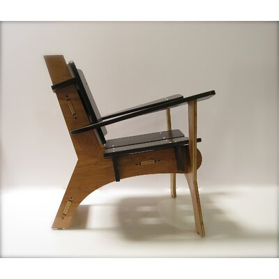 Shiner International Prairie Arm Chair