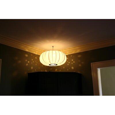 Shiner International Ghost 1 Light Globe Pendant