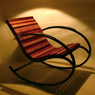 ShinerInternational Lumberyard Rocking Chair