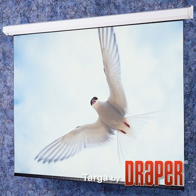 Draper Targa Ecomatt Electric Projection Screen