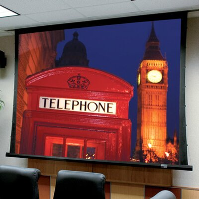Draper Signature/Series V AV Format Projection Screen