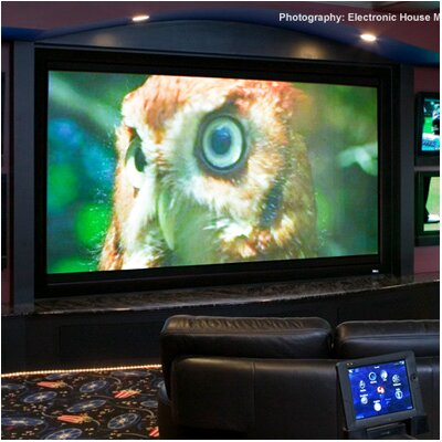 Draper ShadowBox Clarion AV Format Projection Screen