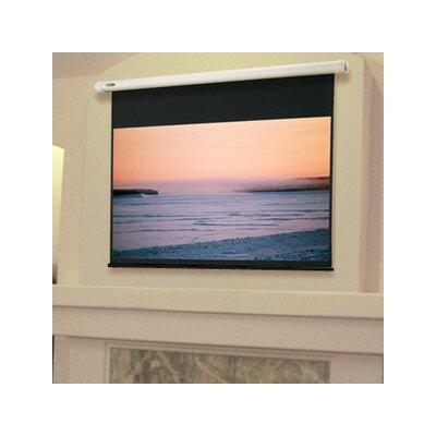 Draper Salara Plug & Play Radiant Electric Projection Screen