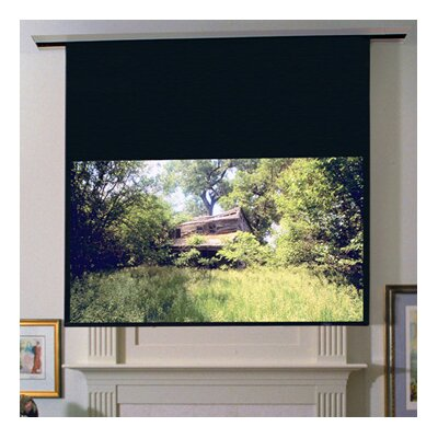 Draper Ultimate Access/Series E Projection Screen with Quiet Motor