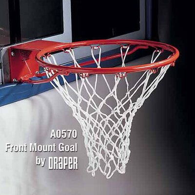 Draper Stationary Basketball Goal