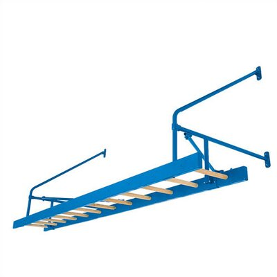 Draper Wall Mounted Horizontal Ladder